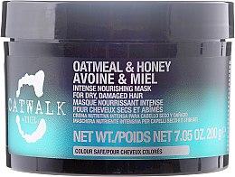 Parfüm, Parfüméria, kozmetikum Helyreállító hajmaszk - Tigi Catwalk Oatmeal & Honey Nourishing Mask