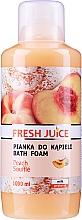 Parfüm, Parfüméria, kozmetikum Fürdőhab - Fresh Juice Pach Souffle