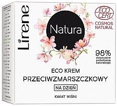 """Parfüm, Parfüméria, kozmetikum Nappali arckrém """"Meggyvirág"""" - Lirene Natura Eco Cream"""