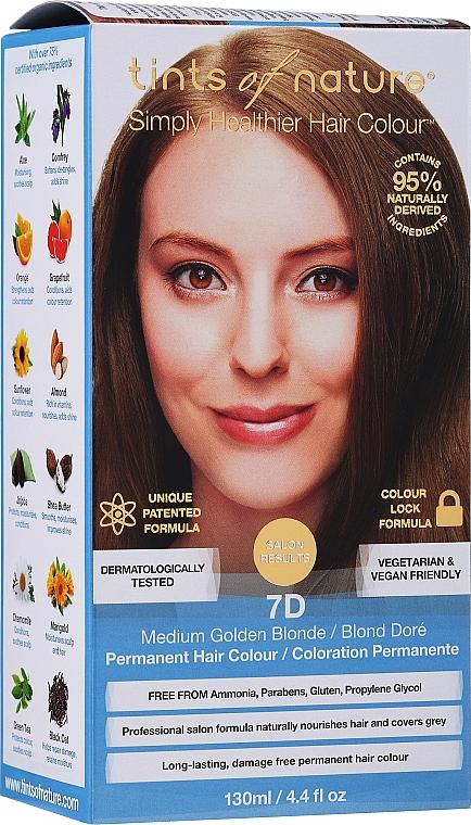 Természetes hajfesték - Tints Of Nature Permanent Colour