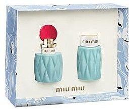 Parfüm, Parfüméria, kozmetikum Miu Miu Miu Miu - Készlet (edp/50ml + b/lot/100ml)