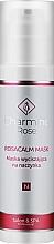 Parfüm, Parfüméria, kozmetikum Nyugtató maszk kapillárisokra - Charmine Rose Rosacalm Mask