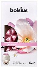 """Parfüm, Parfüméria, kozmetikum Illatosított viasz """"Magnólia"""" - Bolsius True Scents Magnolia"""