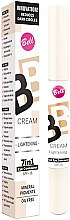 Parfüm, Parfüméria, kozmetikum Napvédő korrektor - Bell BB Cream Lightening 7in1 Eye Concealer