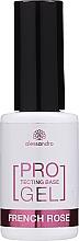 Parfüm, Parfüméria, kozmetikum Erősítő bázis körömre - Alessandro International Protectig Base Gel French Rose