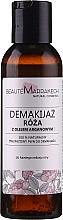 "Parfüm, Parfüméria, kozmetikum Kétfázisú arclemosó ""Rózsa"" - Beaute Marrakech Natural Two-phase Make-up Remover Rose"