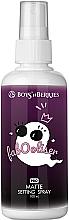 Parfüm, Parfüméria, kozmetikum Sminkfixáló spray - Boys'n Berries Fabooliser Pro Matte Setting Spray