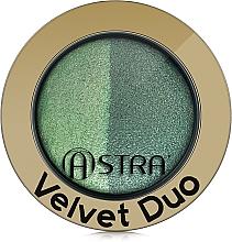 Parfüm, Parfüméria, kozmetikum Szemhéjfesték - Astra Make-up Velvet Duo Eyeshadow