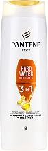 Parfüm, Parfüméria, kozmetikum Sampon-kondicionáló - Pantene Pro-V Hard Water Shield 5 3in1 Shampoo