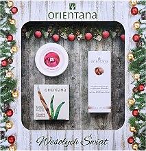 Parfüm, Parfüméria, kozmetikum Készlet - Orientana (balm/60g+oil/100g+cr/50ml)