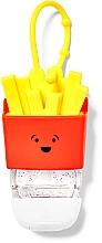 """Parfüm, Parfüméria, kozmetikum Fertőtlenítő tartó """"Sült krumpli"""" - Bath and Body Works French Fries PocketBac Holder"""