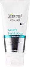 Parfüm, Parfüméria, kozmetikum Ásványi kézradír - Bielenda Professional Mineral Hand Scrub