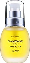 Parfüm, Parfüméria, kozmetikum Tápláló arcszérum - AromaWorks Nourish Face Serum