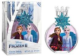 Parfüm, Parfüméria, kozmetikum Air-Val International Disney Frozen II - Szett (edt/100ml + acc)