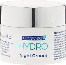 Parfüm, Parfüméria, kozmetikum Éjszakai hidratáló arckrém és maszk - Novaclear Hydro Night Cream