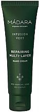 Parfüm, Parfüméria, kozmetikum Regeneráló kézkrém - Madara Cosmetics Infusion Vert Repairing Multi-Layer Hand Cream