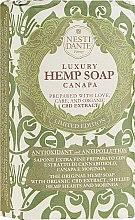"""Parfüm, Parfüméria, kozmetikum Szappan """"Luxus kender"""" - Nesti Dante Luxury Hemp Soap"""