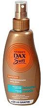 Parfüm, Parfüméria, kozmetikum Barnulást serkentő spray kakaóvajjal és kókuszolajjal - Dax Sun