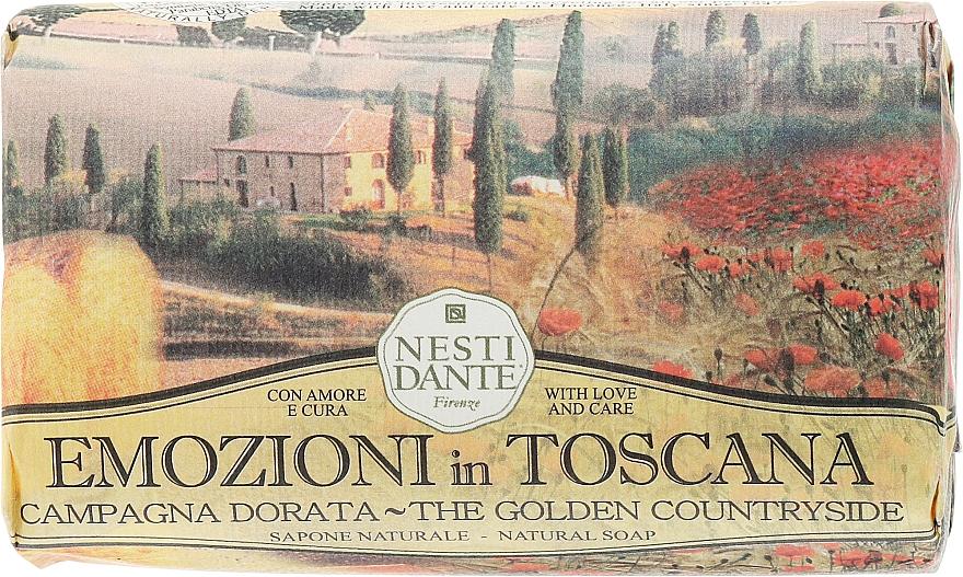 """Szappan """"Arany ország"""" - Nesti Dante Emozioni a Toscana Soap"""