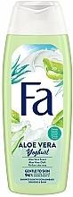 """Parfüm, Parfüméria, kozmetikum Tusfürdő """"Joghurt. Aloe vera"""" - Fa"""