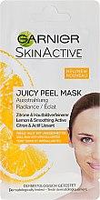 Parfüm, Parfüméria, kozmetikum Citrom arcmaszk - Garnier SkinActive Juicy Mask
