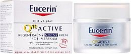 Parfüm, Parfüméria, kozmetikum Éjszakai anti-age arckrém - Eucerin Q10 Active Night Cream