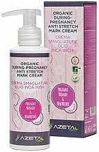Parfüm, Parfüméria, kozmetikum Organikus krém striák ellen - Azeta Bio Organic During-Pregnancy Anti Stretch Mark Cream