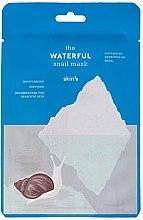 Parfüm, Parfüméria, kozmetikum Hidratáló és nyugtató arcmaszk - Skin79 The Waterful Snail Mask