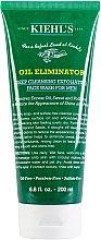 Parfüm, Parfüméria, kozmetikum Tisztító és hámlasztó gél férfiaknak - Kiehl's Oil Eliminator Deep Cleansing Exfoliating Face Wash