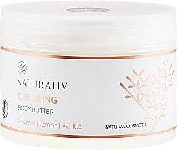 Parfüm, Parfüméria, kozmetikum Testvaj - Naturativ Cuddling Body Butter