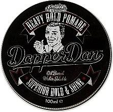 Parfüm, Parfüméria, kozmetikum Hajformázó pomádé - Dapper Dan Heavy Hold Pomade