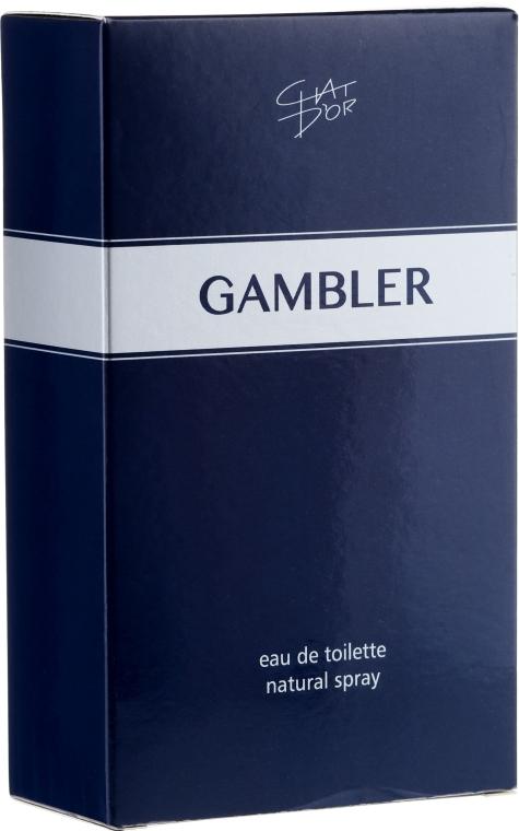 Chat D'or Gambler - Eau De Toilette