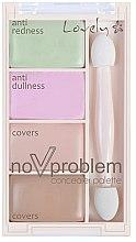 Parfüm, Parfüméria, kozmetikum Korrektor paletta - Lovely No Problem Corector