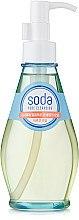 Parfüm, Parfüméria, kozmetikum Hidrofil olaj az arc számára - Holika Holika Soda Pore Cleansing B.B Deep Cleansing Oil