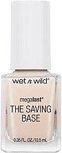 Parfüm, Parfüméria, kozmetikum Alapozó és fedőlakk - Wet N Wild Megalast Fortifying The Saving Base Coat