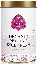 Parfüm, Parfüméria, kozmetikum Organikus pelling - Eliah Sahil Organic Peeling Rose Argan
