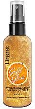 Parfüm, Parfüméria, kozmetikum Spray testre - Lirene Moisturizing Jelly Body Mist Gold Glam