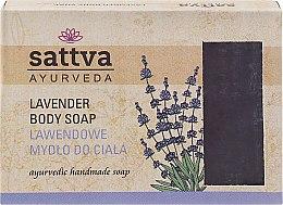 Parfüm, Parfüméria, kozmetikum Szappan - Sattva Hand Made Soap Lavender