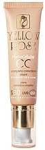 Parfüm, Parfüméria, kozmetikum Anti-age CC-krém - Yellow Rose Hydrocellular CC Cream SPF30