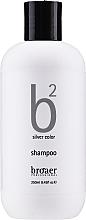 Parfüm, Parfüméria, kozmetikum Sampon világos hajra - Broaer B2 Silver Color Shampoo