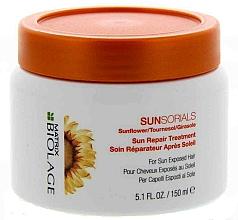 Parfüm, Parfüméria, kozmetikum Napozás utáni hajmaszk - Matrix Biolage Sunsorials Sun Repair Treatment