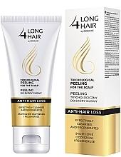 Parfüm, Parfüméria, kozmetikum Fejbőr hámlasztó - Long4Lashes by Oceanic Anti-Hair Loss Trichological Peeling For The Scalp