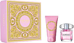 Parfüm, Parfüméria, kozmetikum Versace Bright Crystal - Szett (edt/30ml + b/lot/50ml)