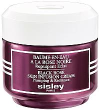 Parfüm, Parfüméria, kozmetikum Arcápoló krém fekete rózsával - Sisley Black Rose Skin Infusion Cream