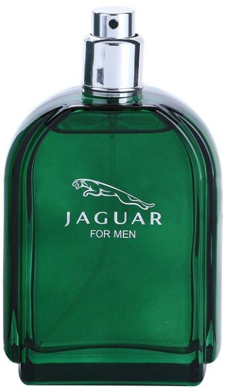 Jaguar Green - Eau de toilette (teszter kupak nélkül)