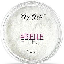 Parfüm, Parfüméria, kozmetikum Körömdíszítő por - NeoNail Professional Arielle Effect