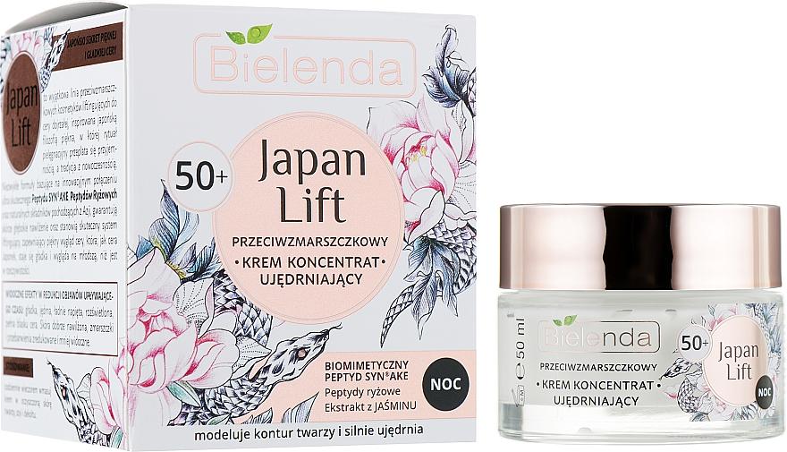 Készlet - Bielenda Japan Lift 50+ (cr/50ml + cr/50ml..