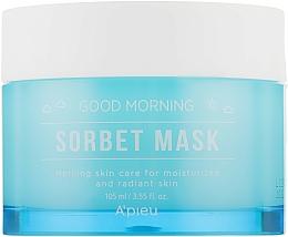 Parfüm, Parfüméria, kozmetikum Reggeli maszk-sörbet arcra - A'pieu Good Morning Sorbet Mask