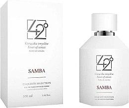 Parfüm, Parfüméria, kozmetikum 42° by Beauty More Samba - Eau De Parfum