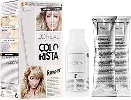 Parfüm, Parfüméria, kozmetikum Festékeltávolító készítmény hajra, szőkítő - L'Oreal Paris Colorista Remover